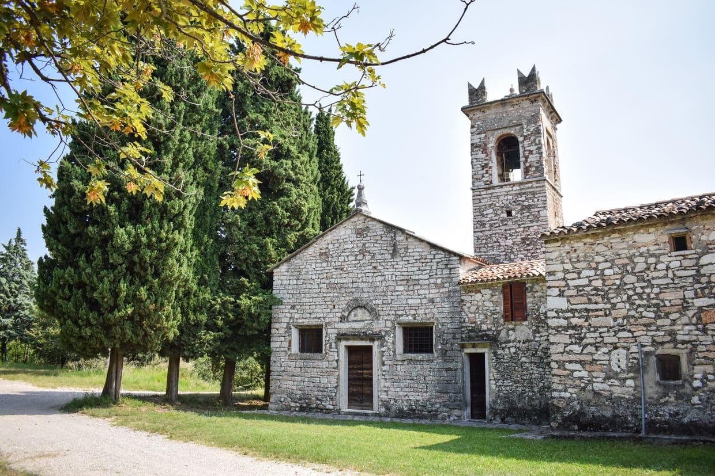 Sant'Ambrogio di Valpolicella - Chiesa di San Zeno in Poia