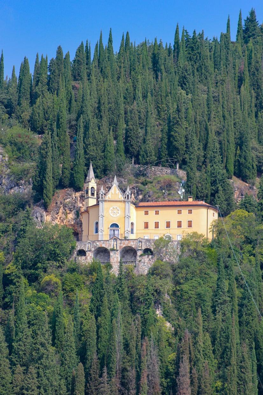 Fumane - Santuario della Madonna de La Salette