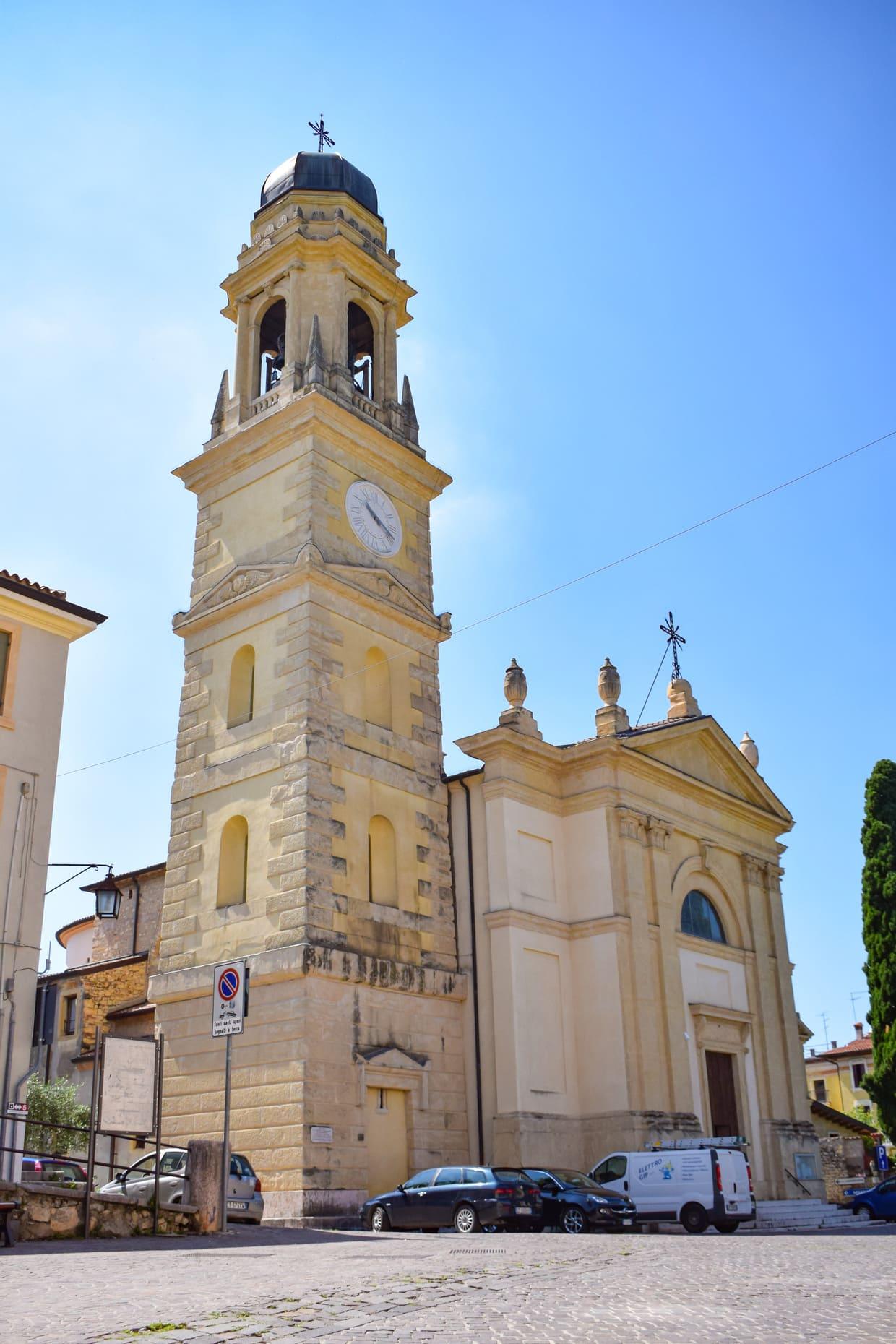 San Pietro in Cariano - Castelrotto Chiesa di Sant Ulderico
