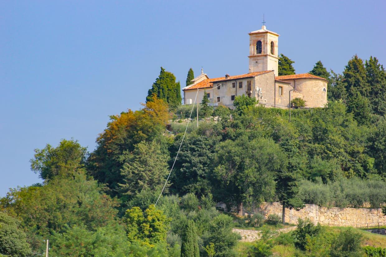 Marano di Valpolicella - Santuario di Santa Maria Valverde