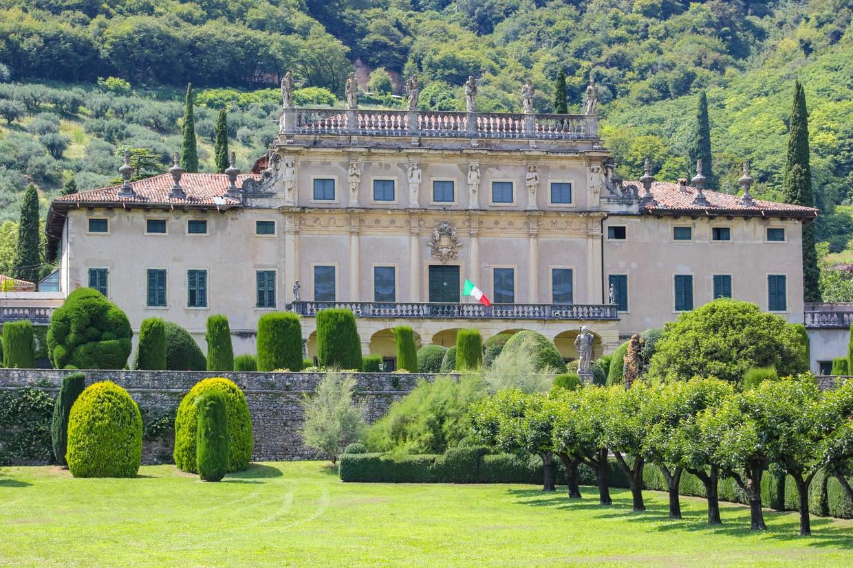 Grezzana - Villa Arvedi
