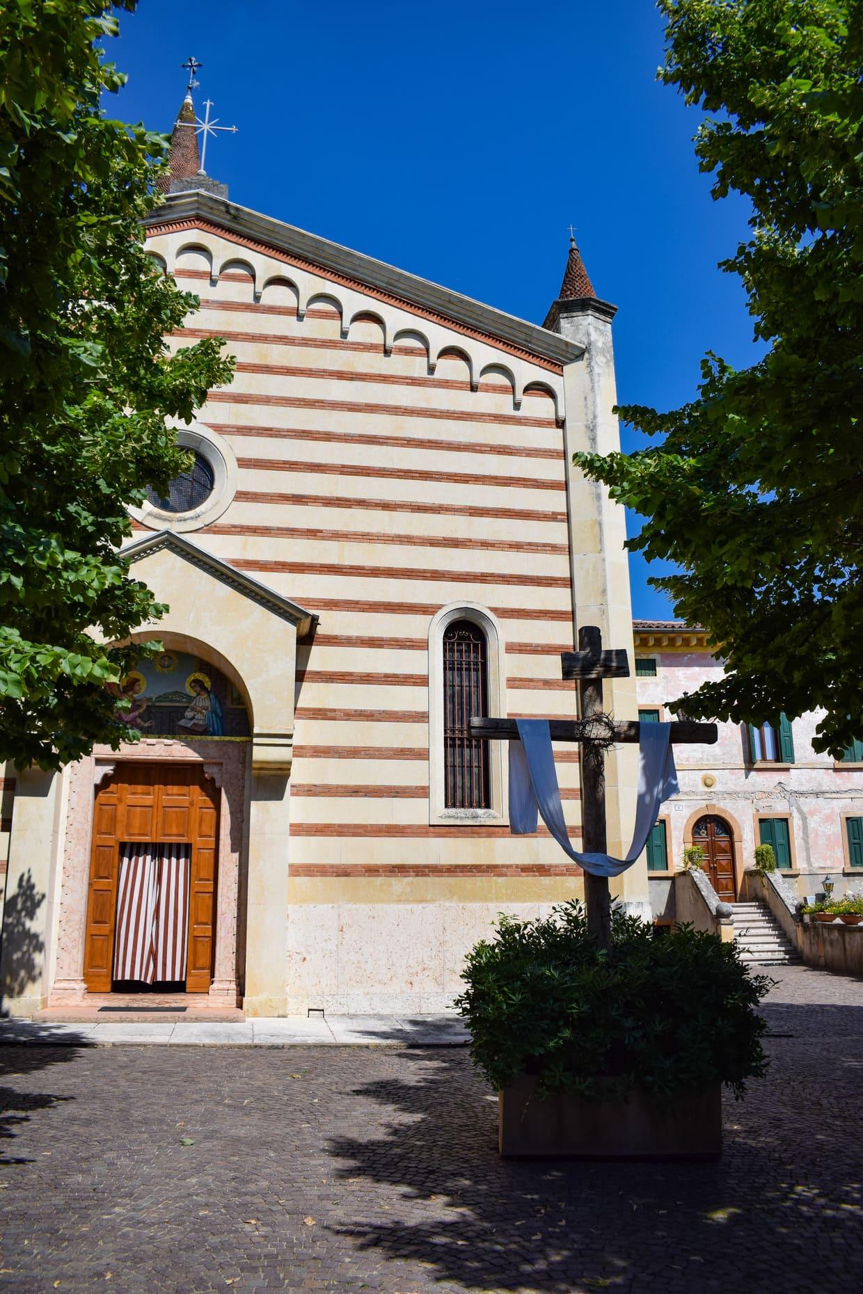 Santa Maria in Stelle - Ipogeo