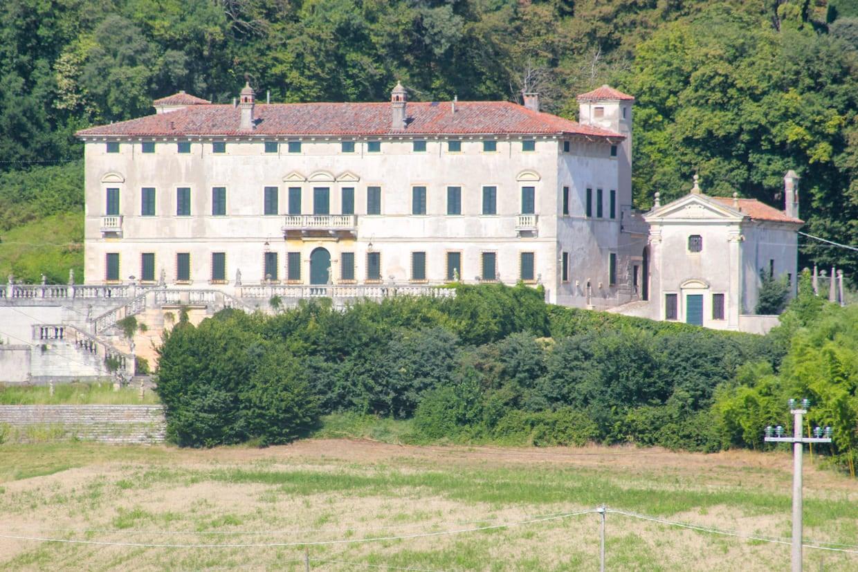 Gazzolo, Verona - Villa Balladoro