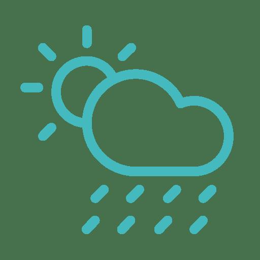 icona precipitazioni clima